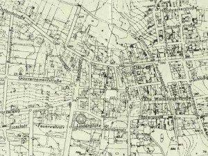 Plan Miasta Piotrkowa Trybunalskiego 1941r.