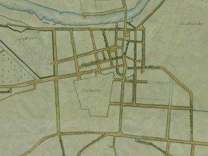 Plan Miasta Konina z 1943r.