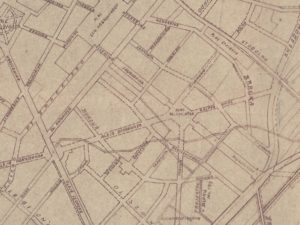 Plan Zabudowania Włocławka 1920